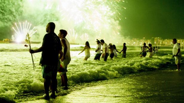 World's best New Year's parties - Rio