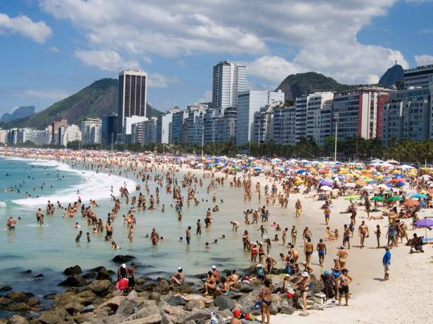 rio beaches copacabana