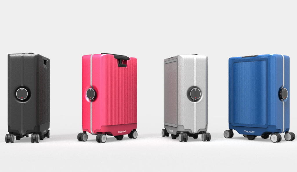 The Robot Suitcase