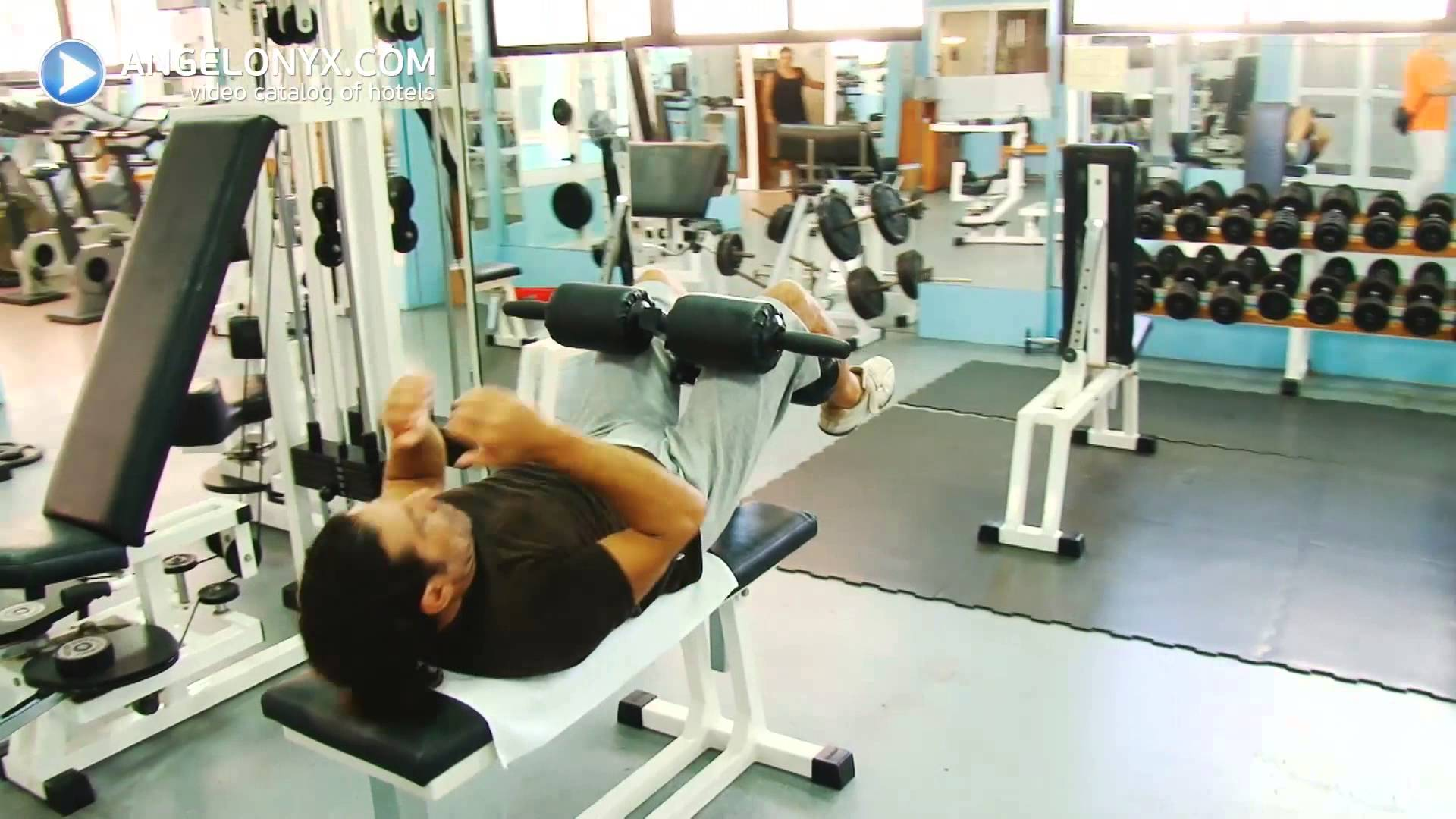The Great Hotel Gyms